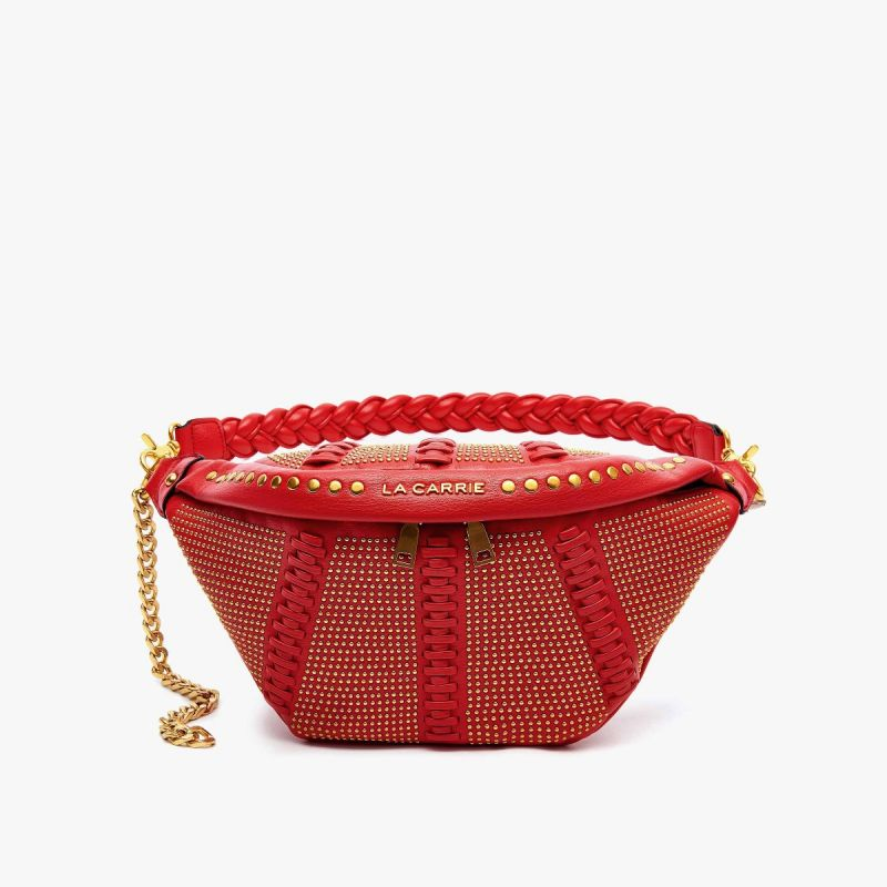 BUM BAG/BELT BAG LIBERTINE RED