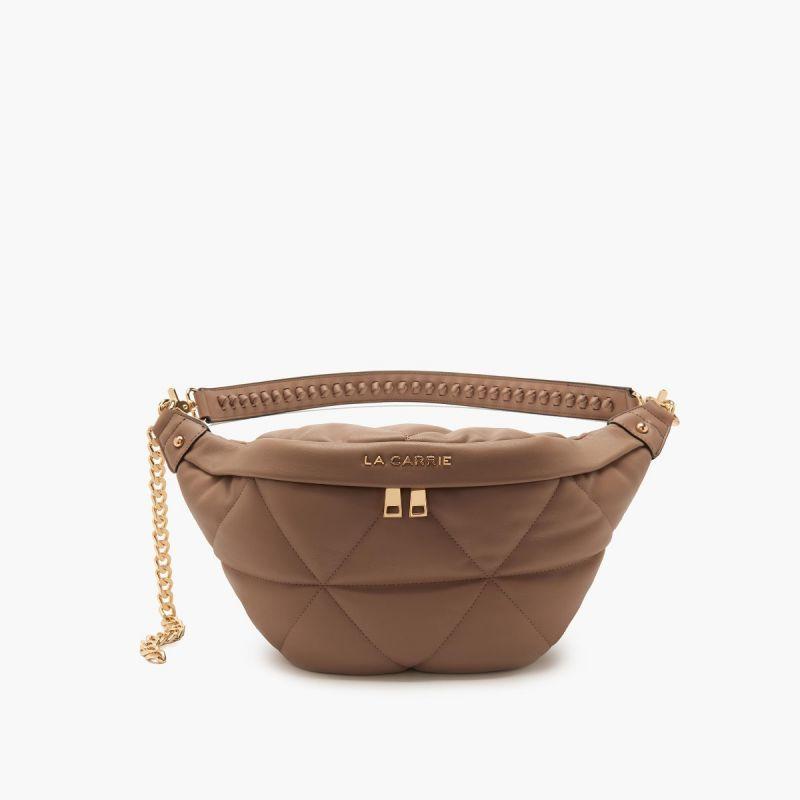 Bum bag/belt bag touchy taupe