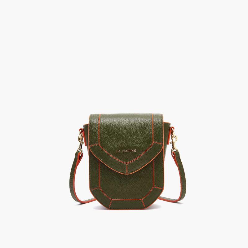 Shoulder bag boreal green