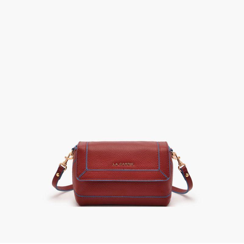 Shoulder bag boreal dark red