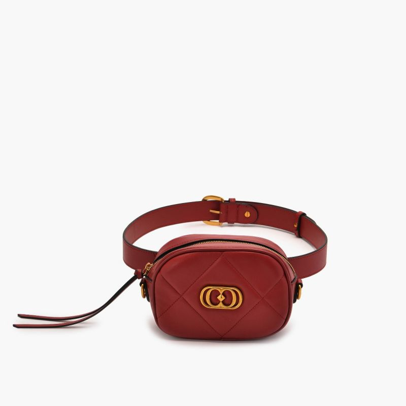 Bum bag/belt bag touchy red