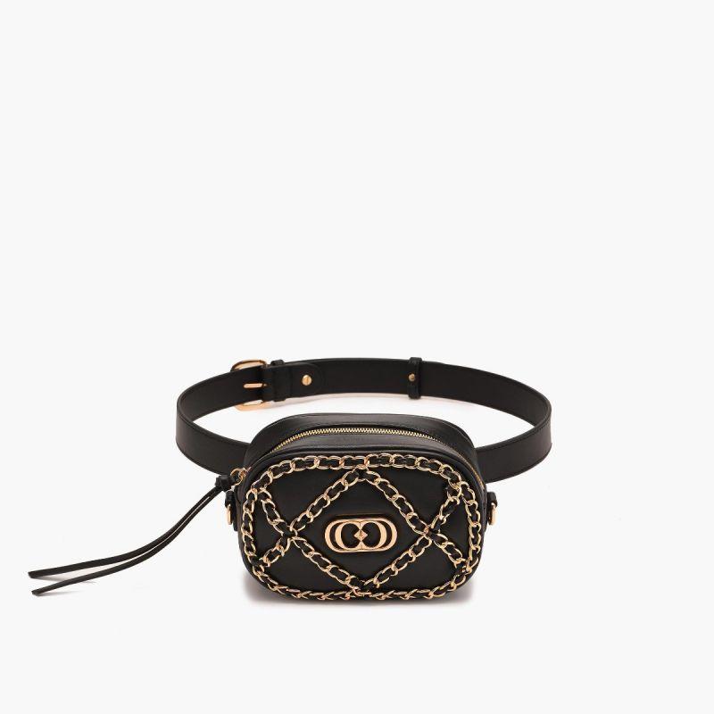 Bum bag/belt bag crossplay black