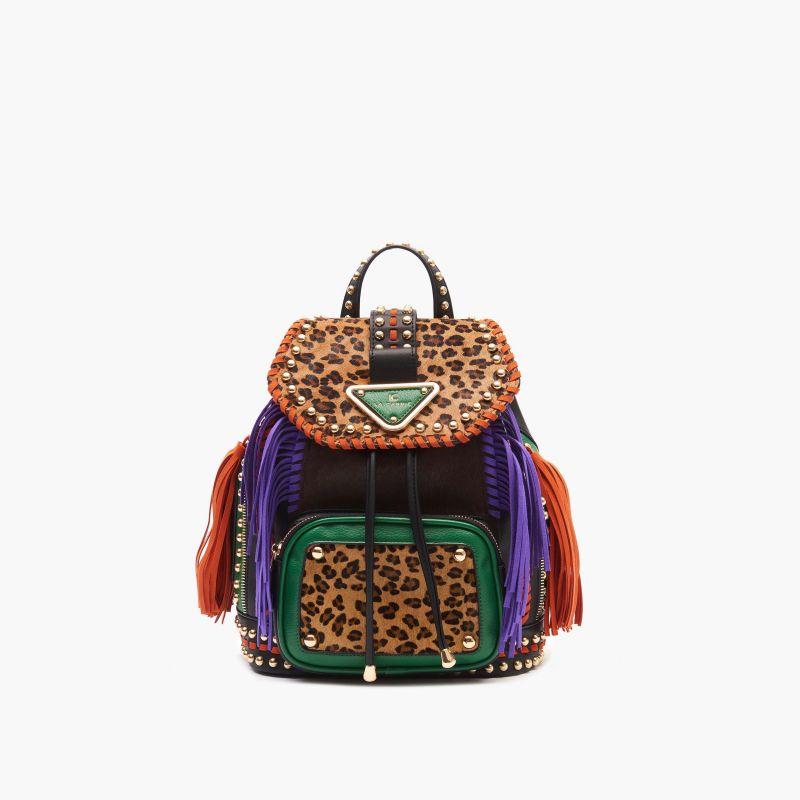 Backpack jungle multi brown