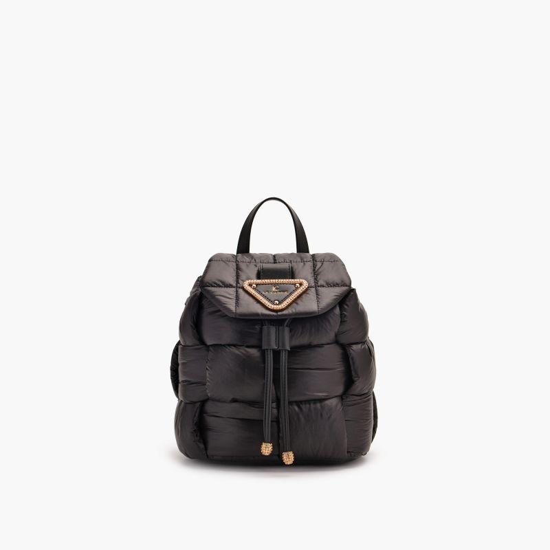 Backpack padded black