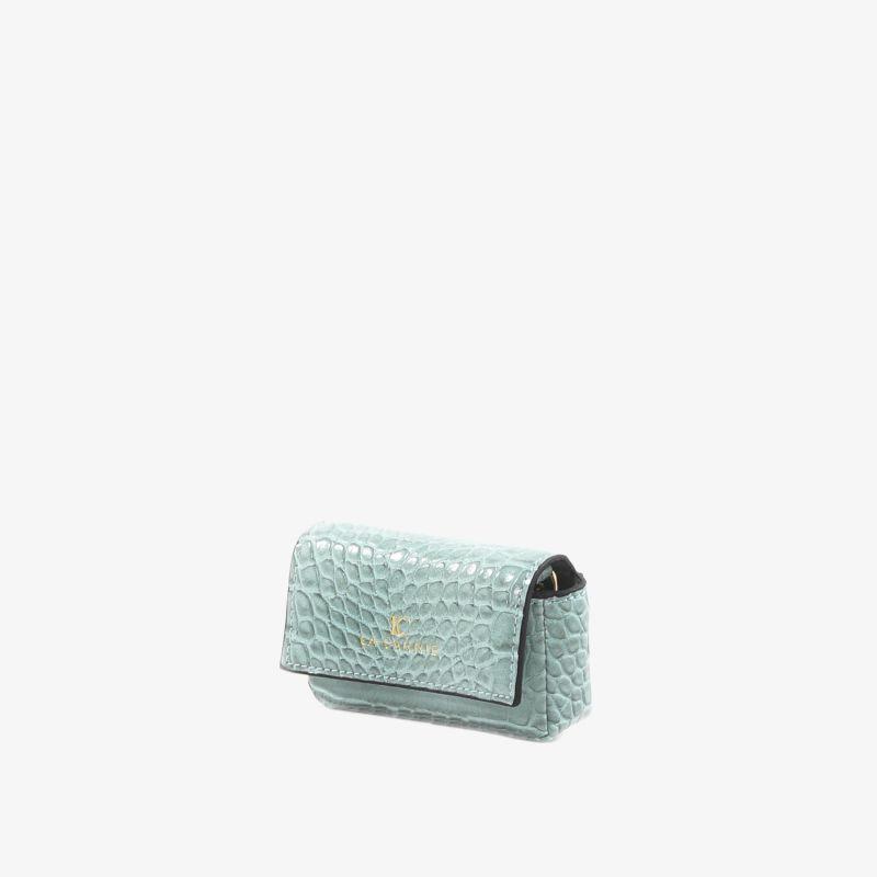 Mini bag Bon bon Verde chiaro