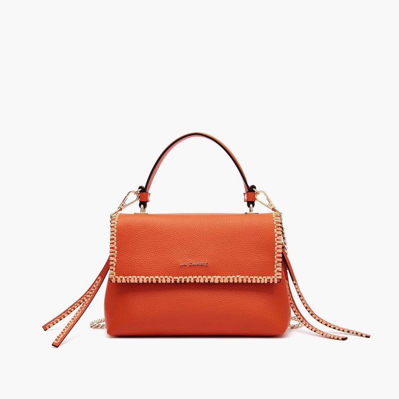 SHOULDER BAG NILO ORANGE