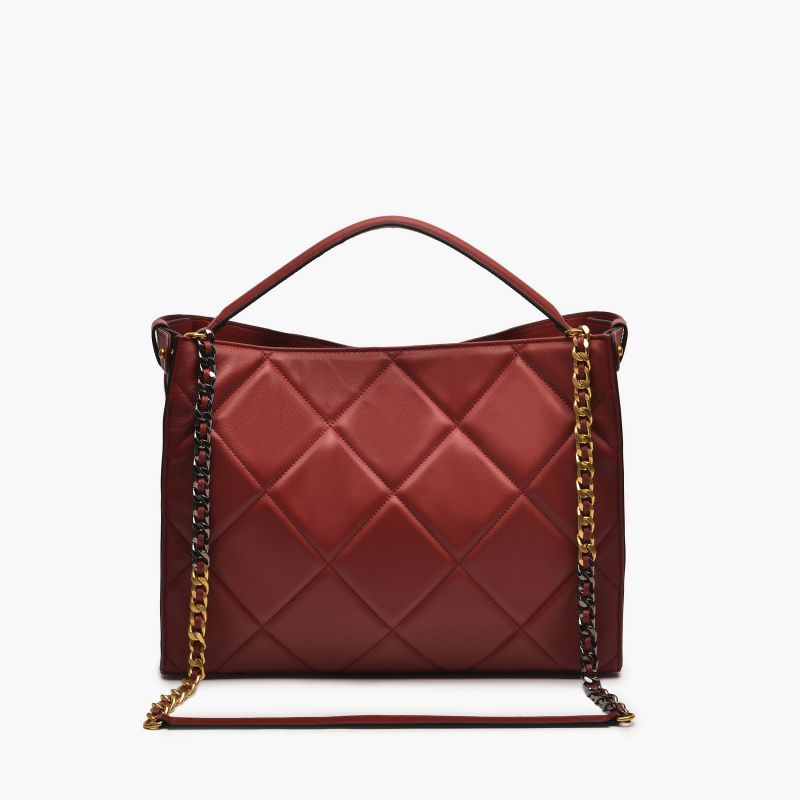 Shopper touchy red
