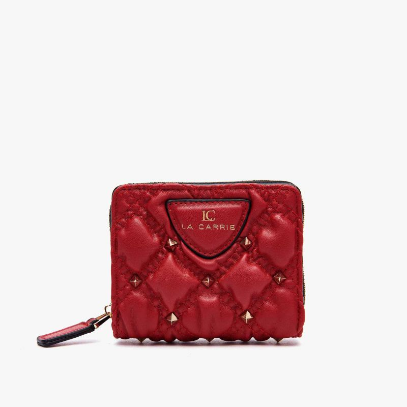 WALLET TINETTE SMALL WALLET PU RED