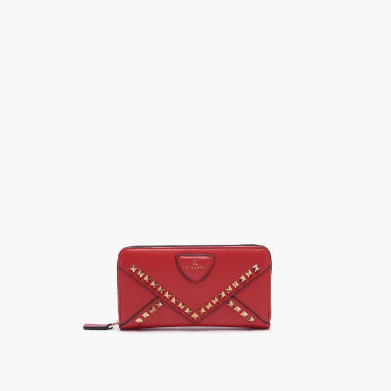 Wallet thunder red