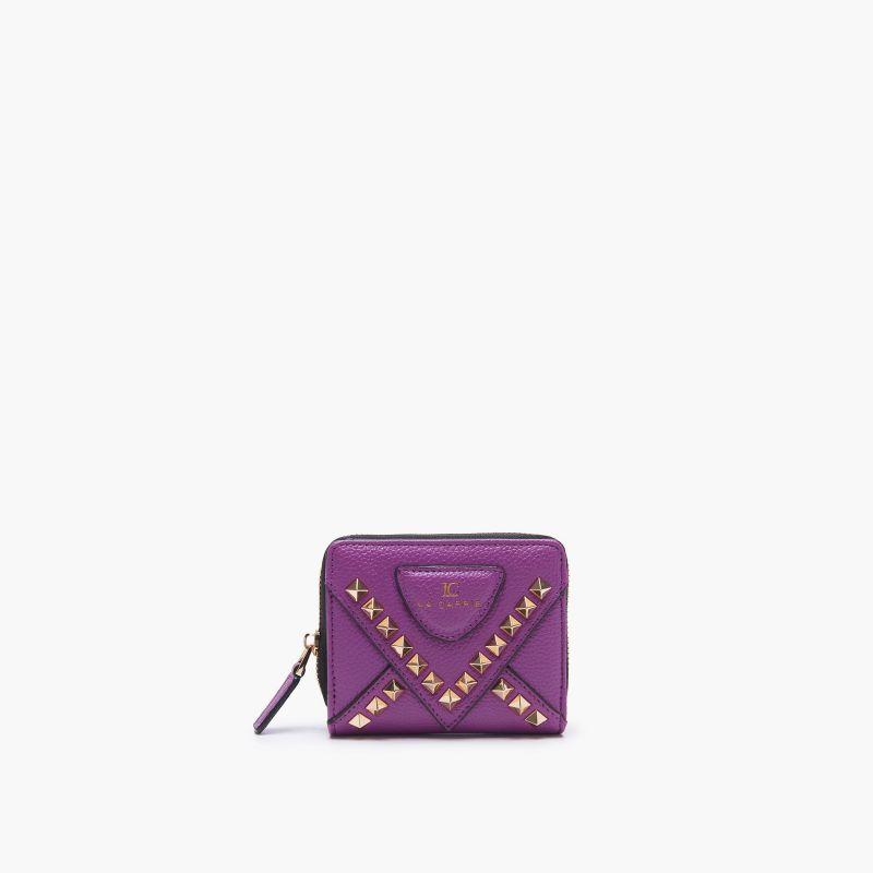 Wallet thunder violet